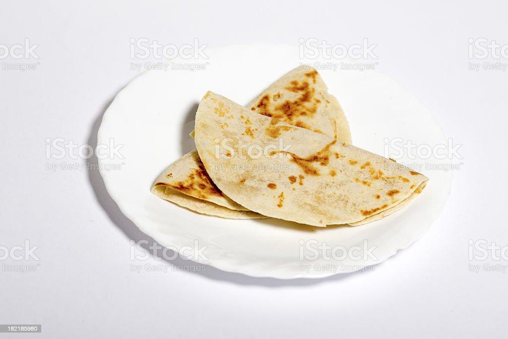 Quesadillas royalty-free stock photo