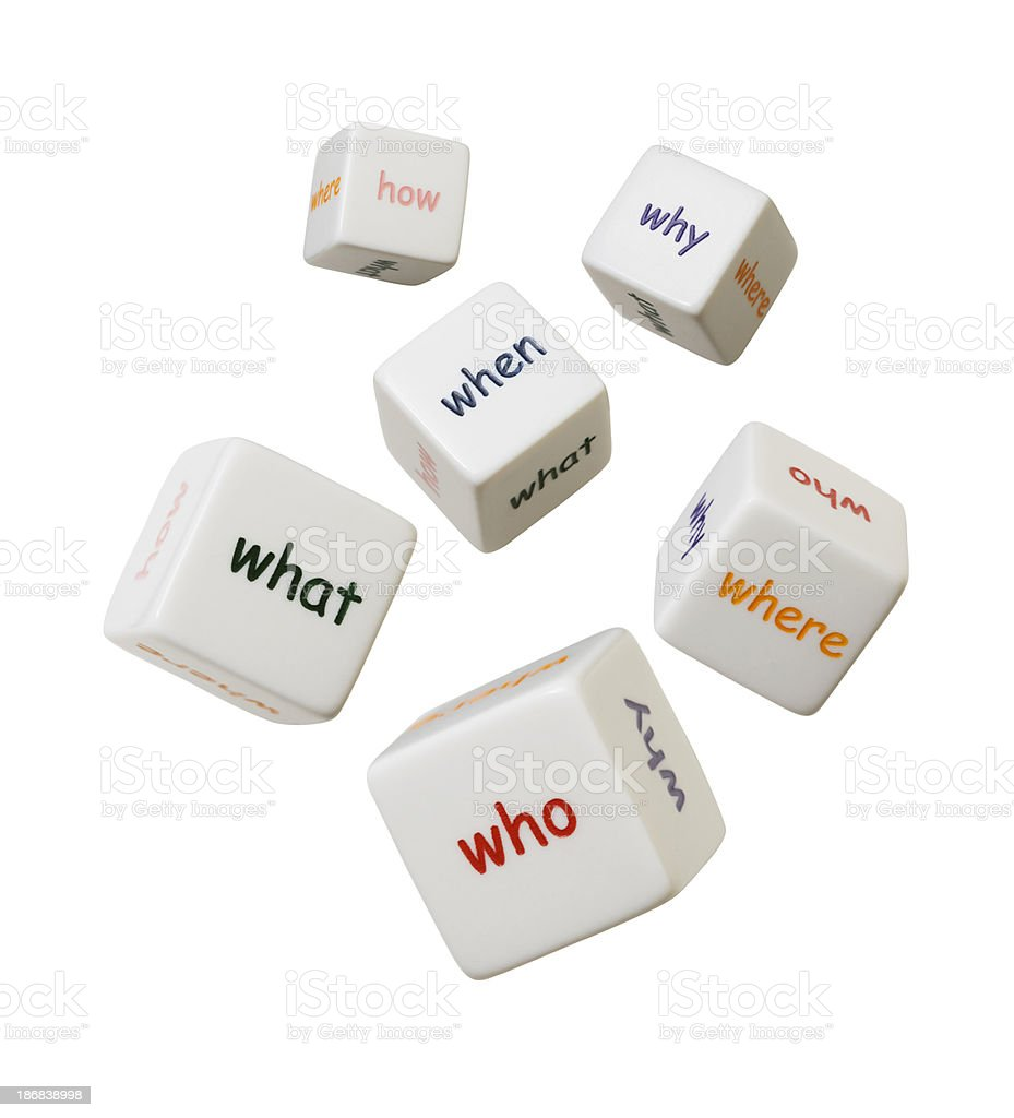 Questions concept royalty-free stock photo