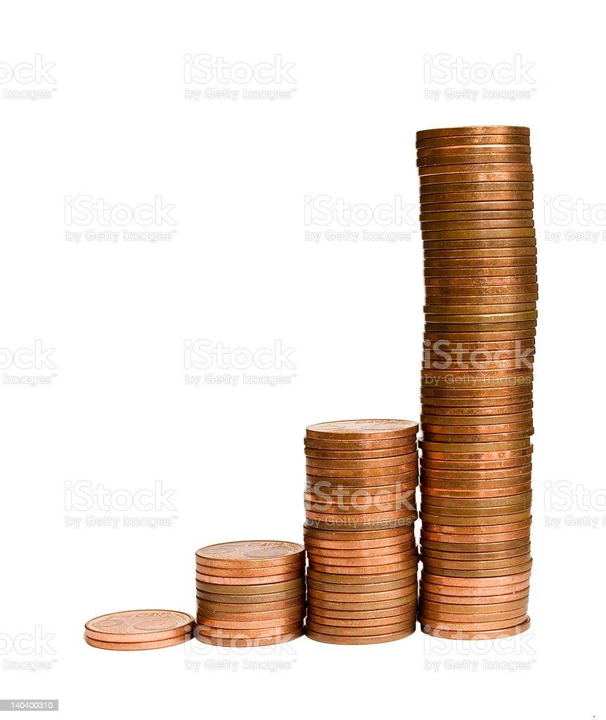 Quick Profit royalty-free stock photo