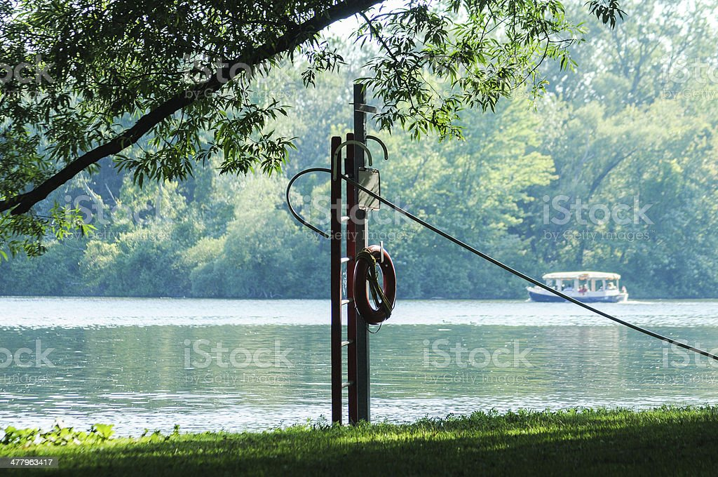 quiet place royalty-free stock photo
