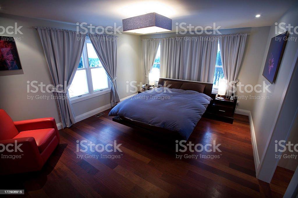 Quiet room royalty-free stock photo