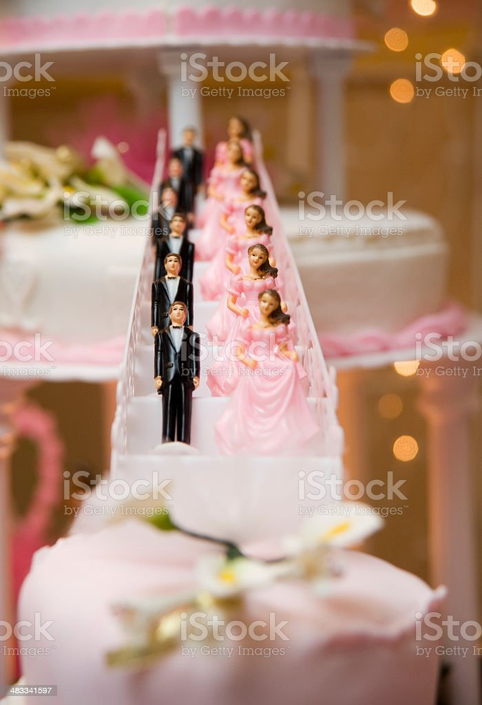 Quinceanera stock photo