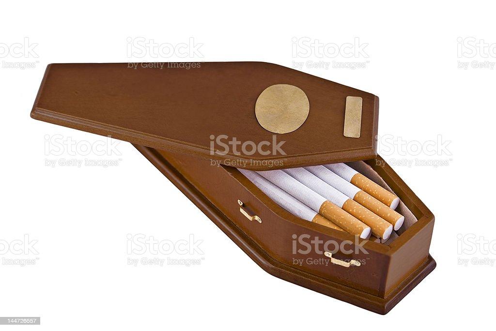 Quit Smoking royalty-free stock photo