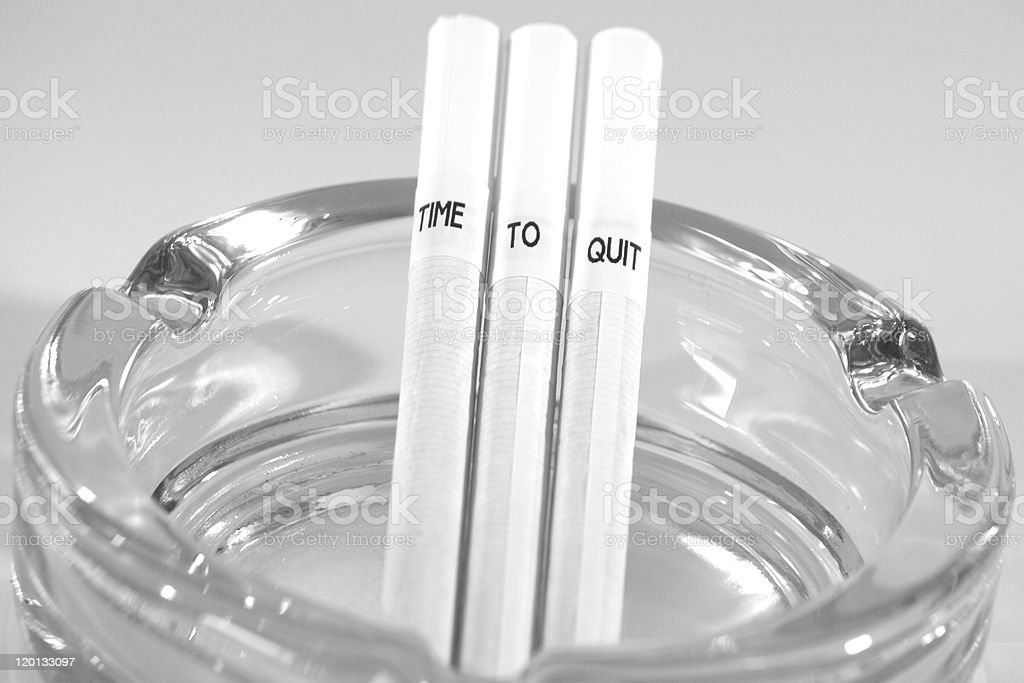 Quitting Time royalty-free stock photo