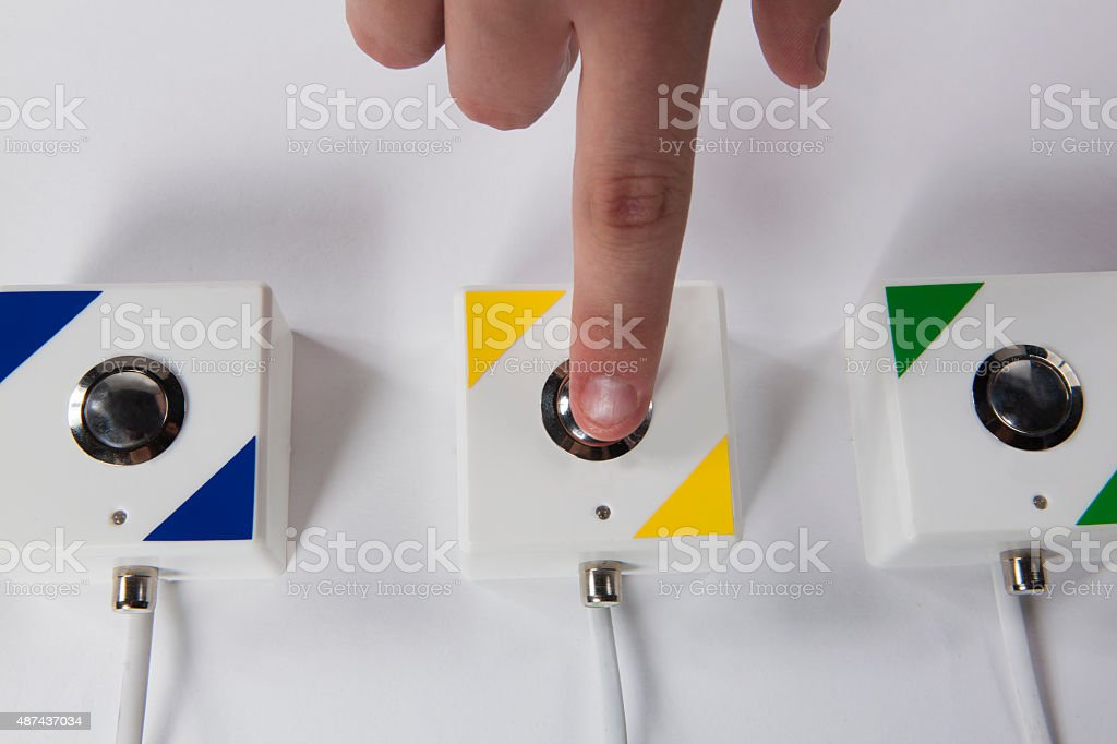 quiz game stock photo