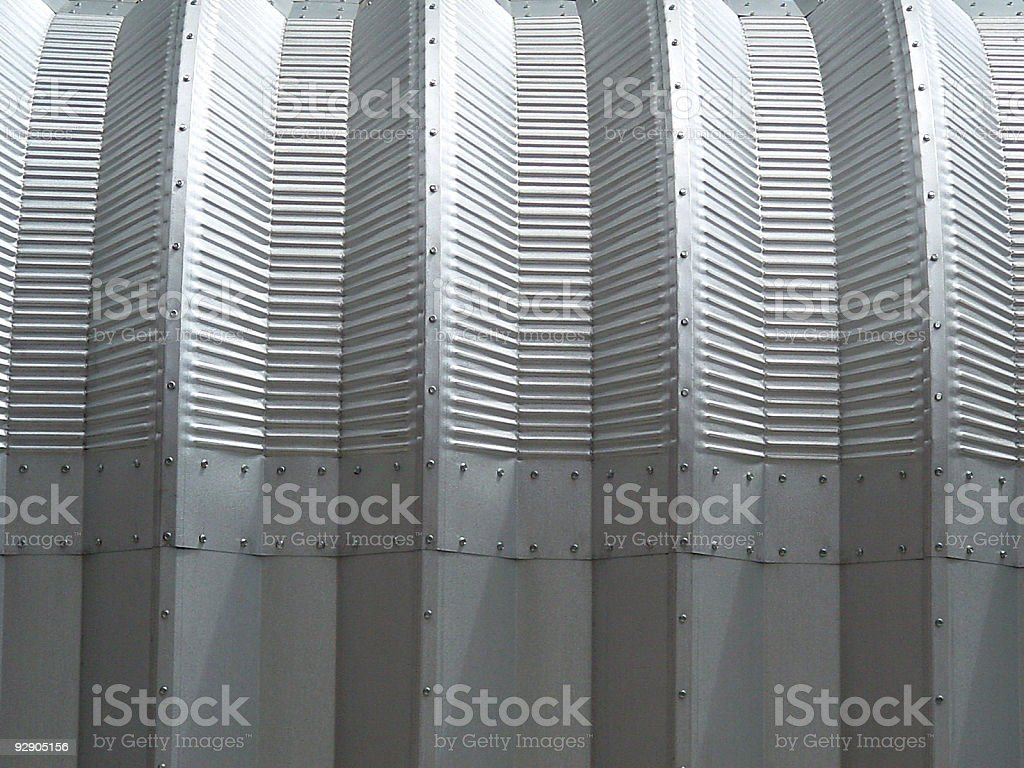quonset royalty-free stock photo