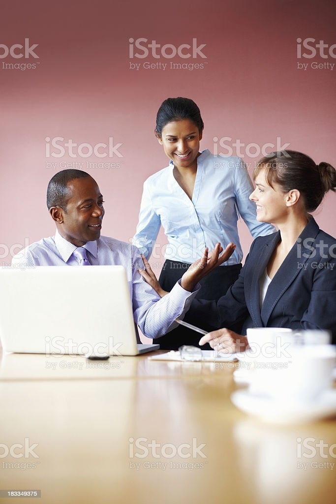 """""""That's a great idea"""" stock photo"""