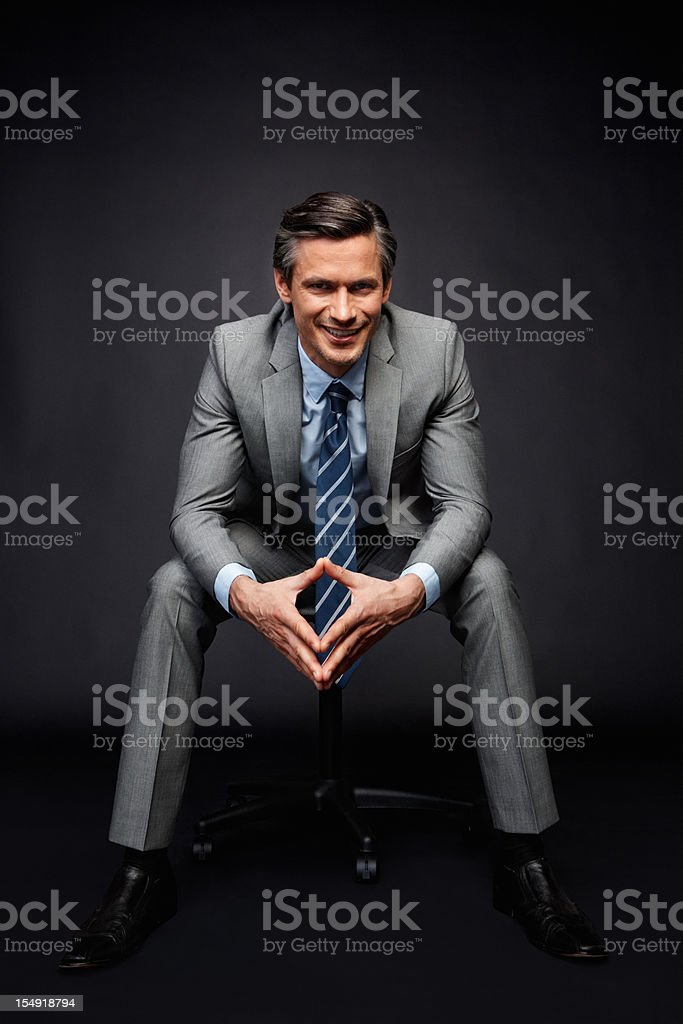 """You have my attention"" royalty-free stock photo"