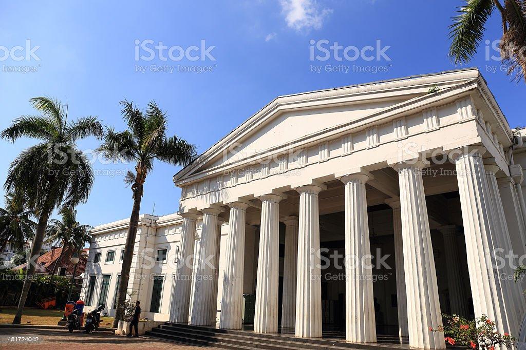 Raad Van Justitie stock photo