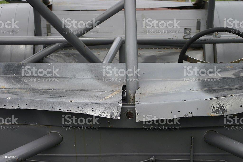 race car frame stock photo