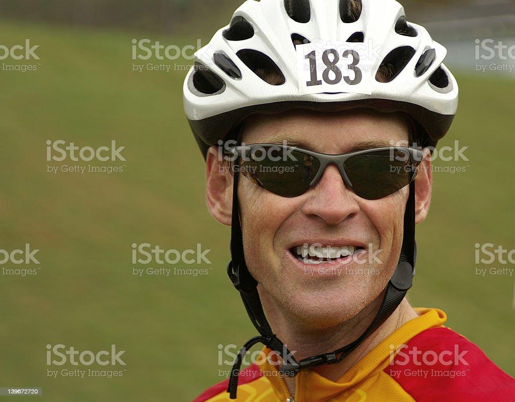 Race day stock photo
