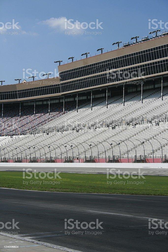 Race Track royalty-free stock photo