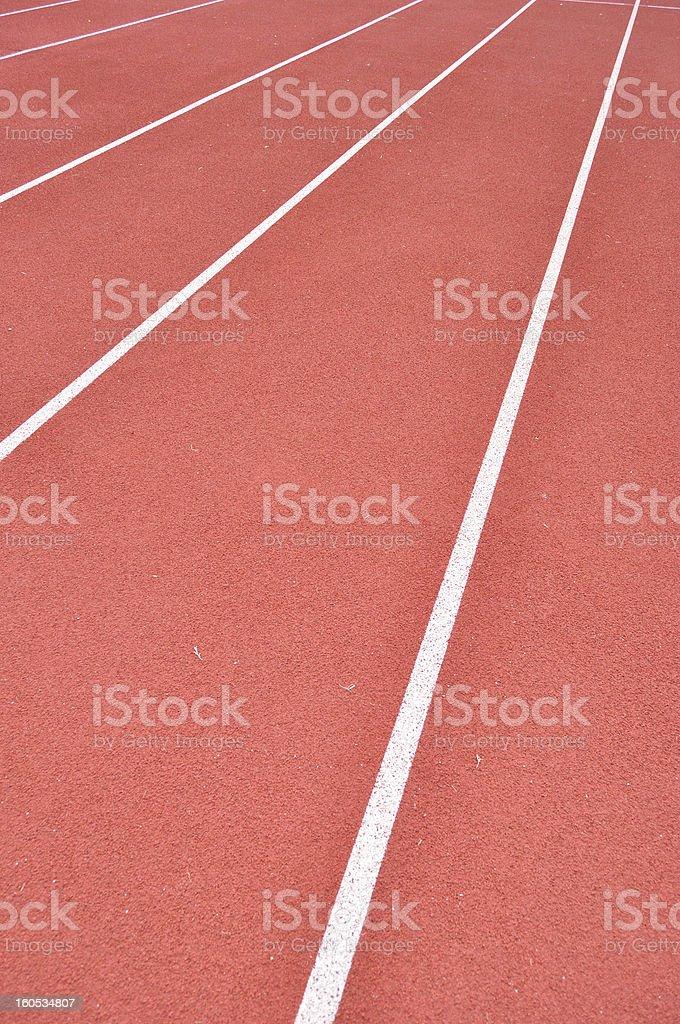race tracks royalty-free stock photo
