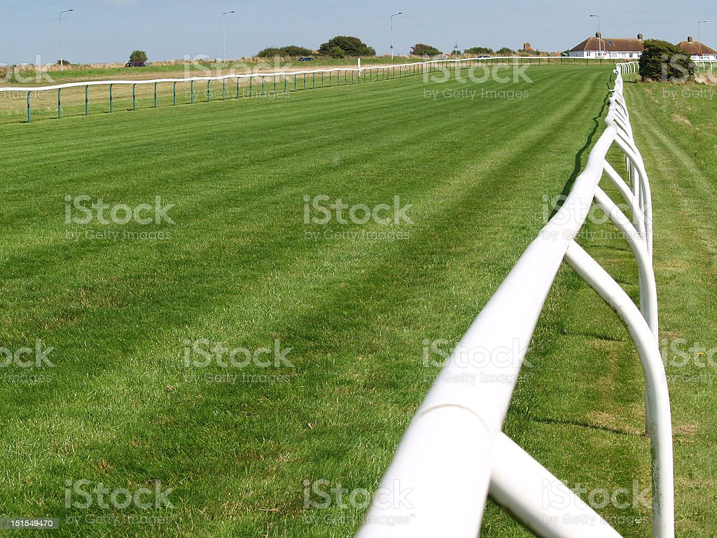 Racetrack Background royalty-free stock photo
