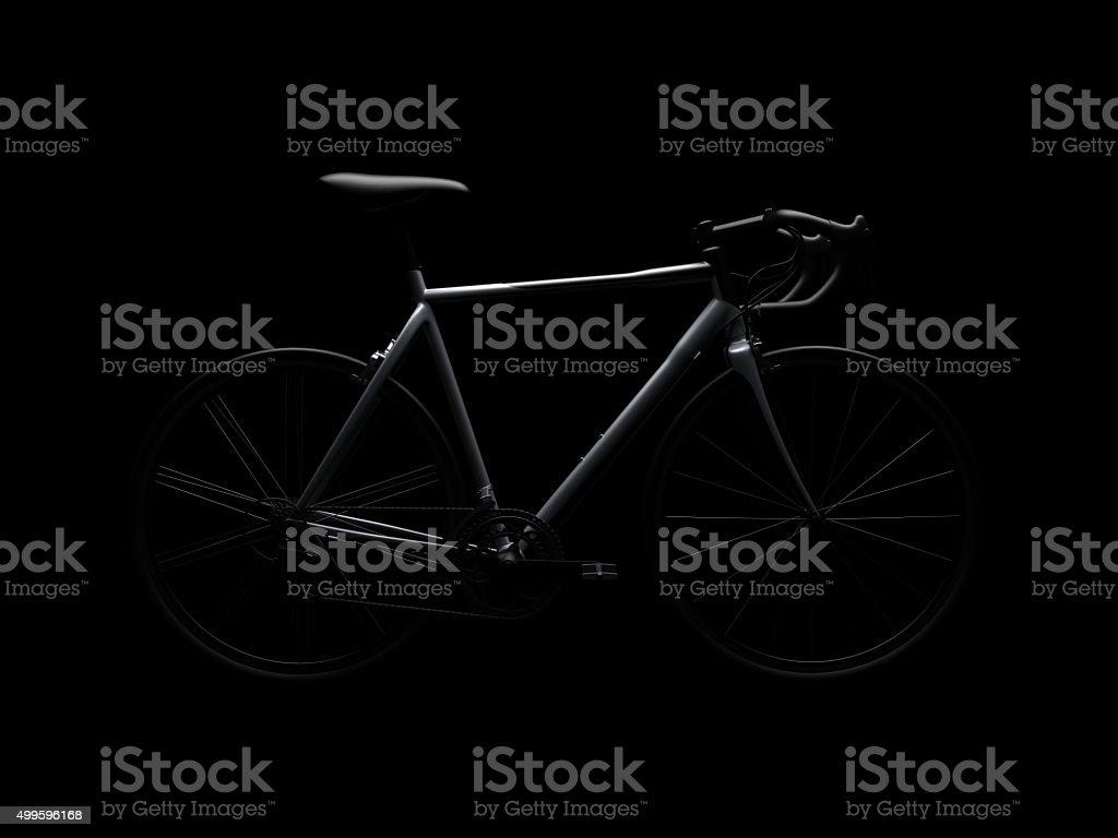 Racing Bicycle stock photo