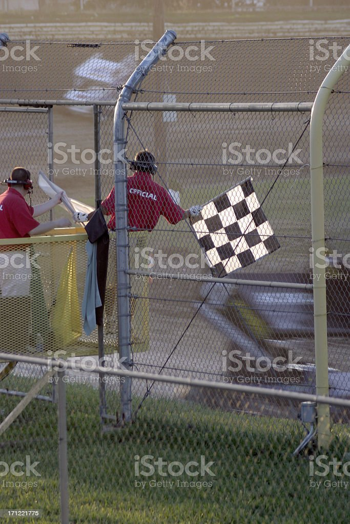 Racing images royalty-free stock photo