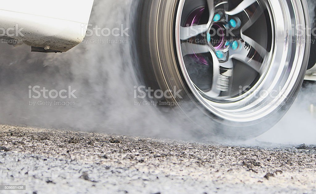 racing stock photo
