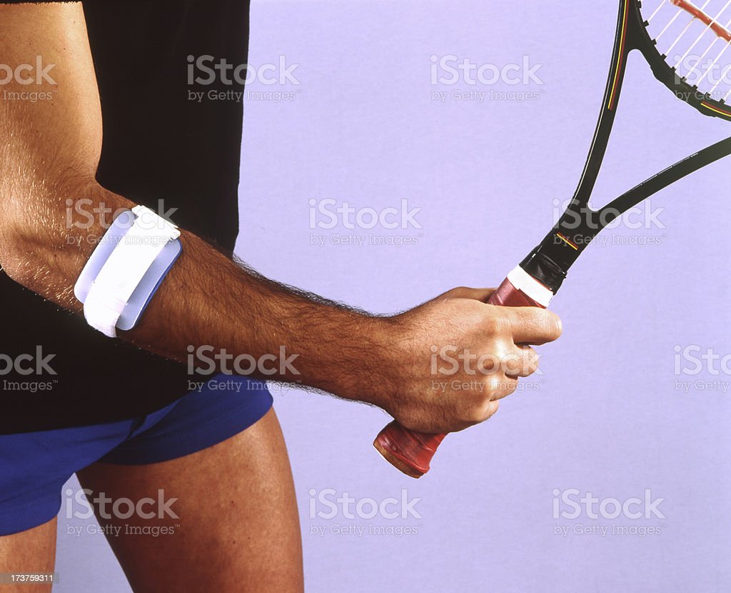 racket royalty-free stock photo