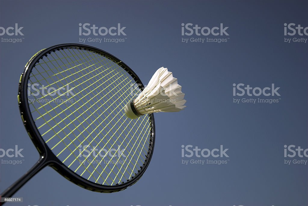Racket Sport Close-Up royalty-free stock photo