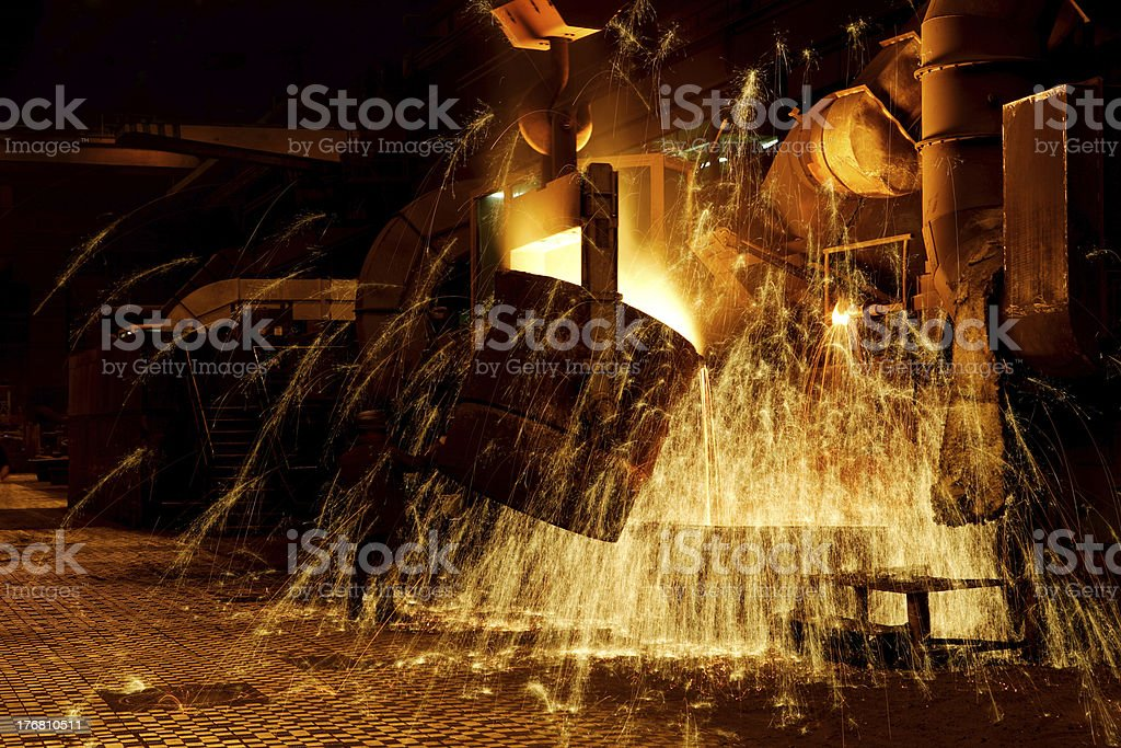 Racking stock photo