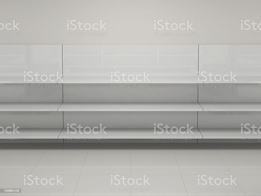 Racks stock photo