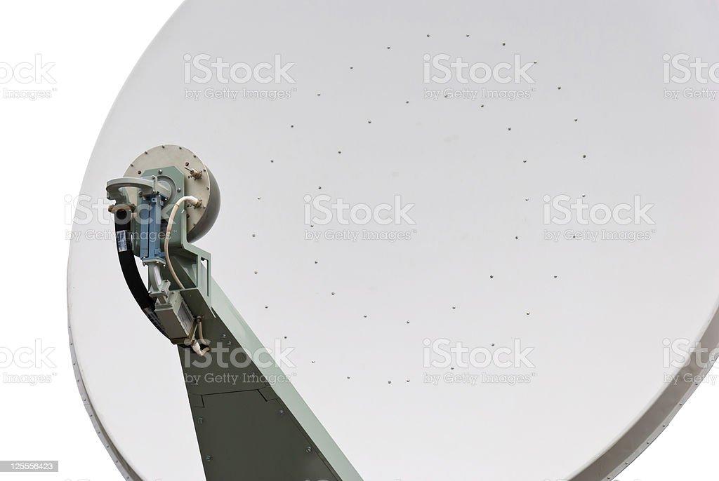 Radar Antenna royalty-free stock photo