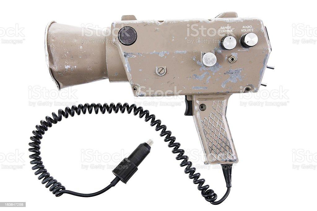 Radar Gun stock photo