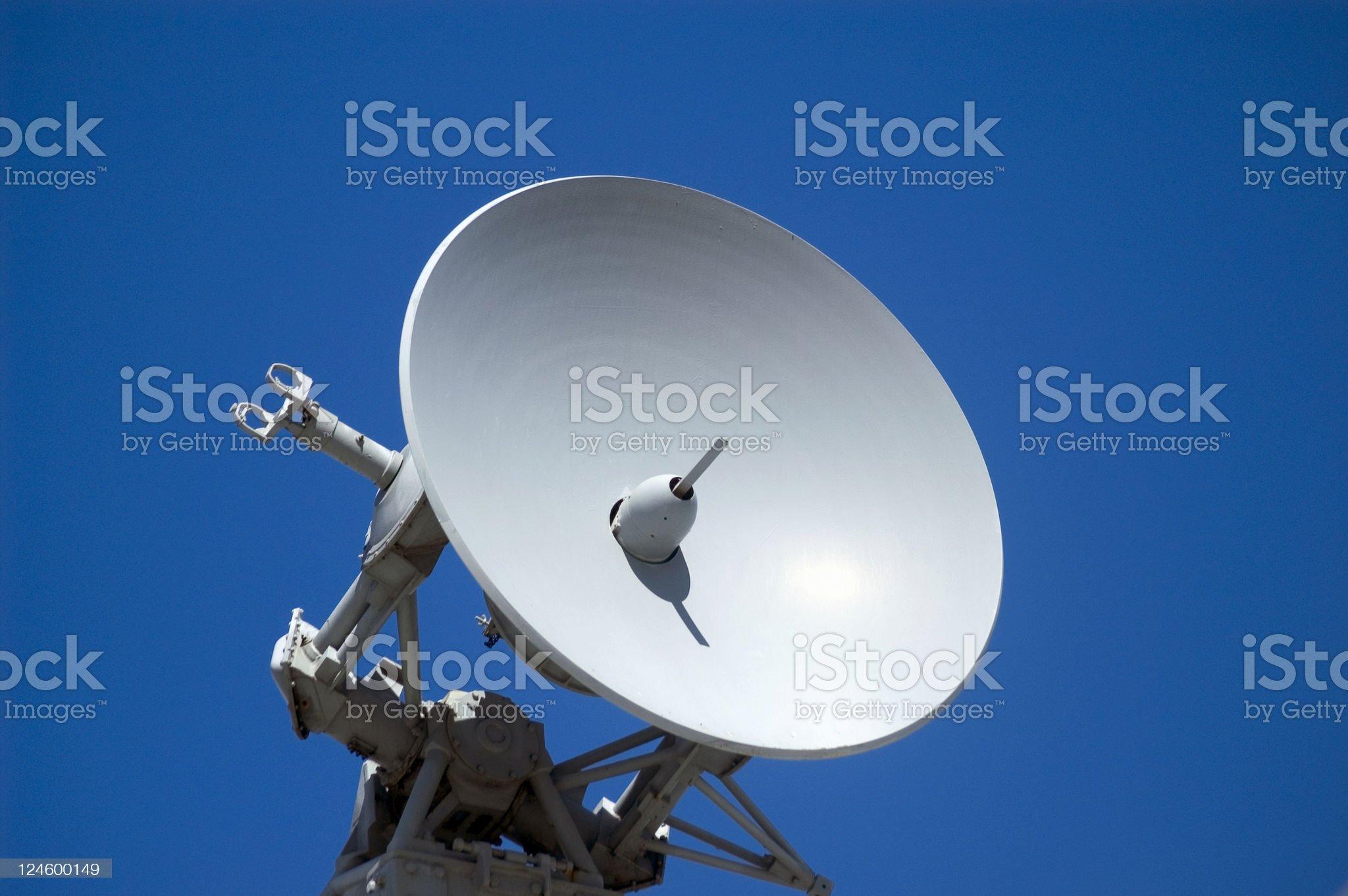 Radar royalty-free stock photo