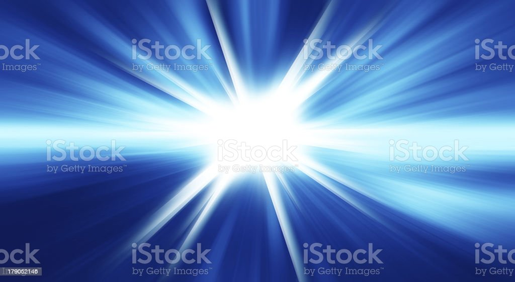 Radial abstract background stock photo