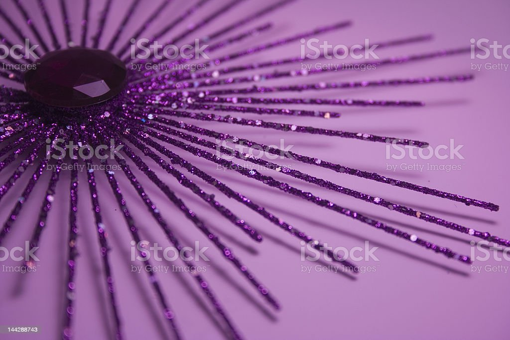 radial ornament royalty-free stock photo
