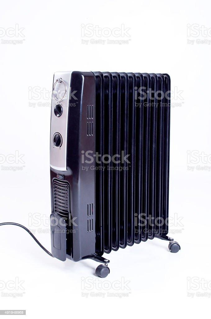 radiator heater stock photo