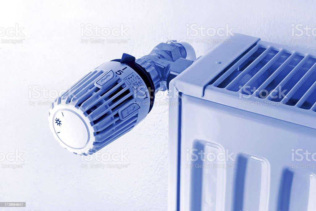 radiator stock photo