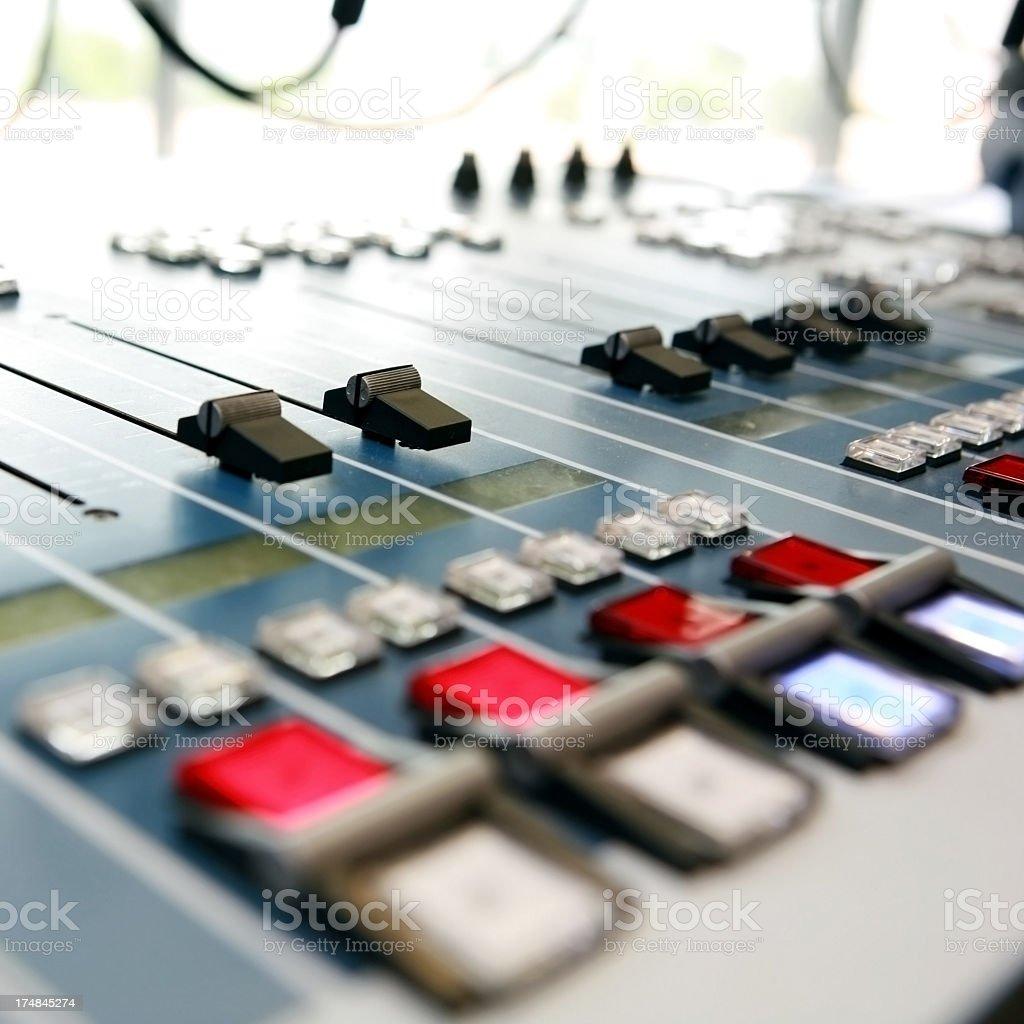 Radio Control System stock photo