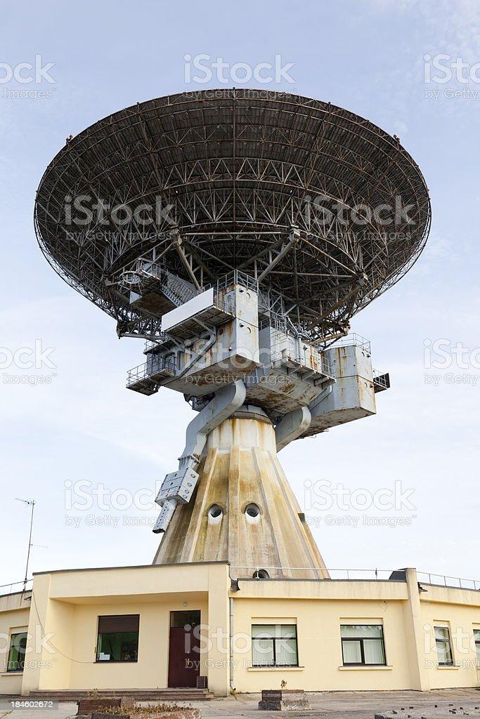 Radio locator stock photo