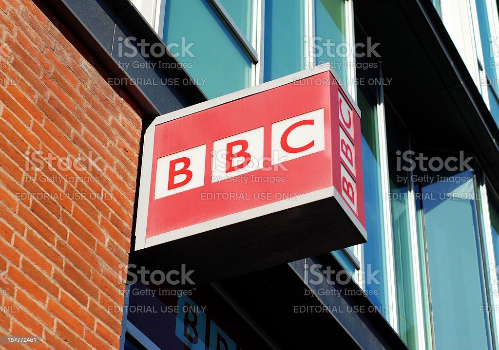 BBC Radio Merseyside, Liverpool royalty-free stock photo