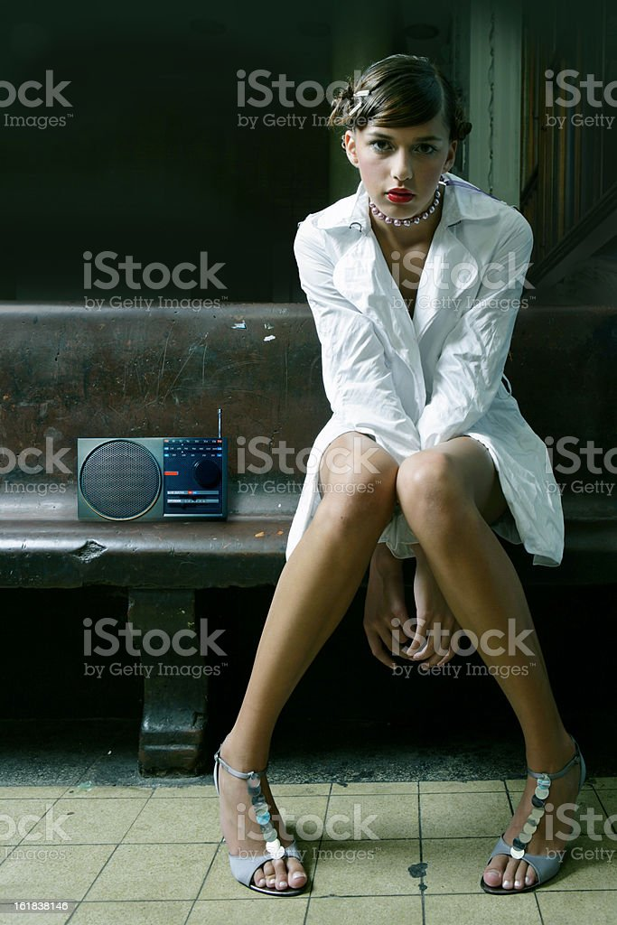 radio slave (prague) royalty-free stock photo