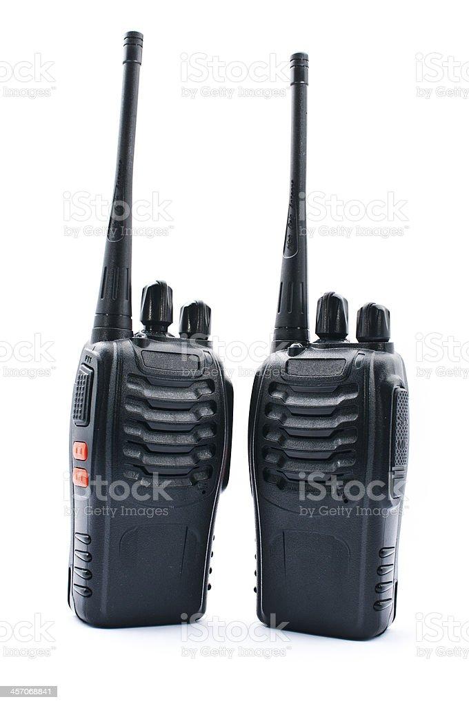 Radio Wireless Communication royalty-free stock photo