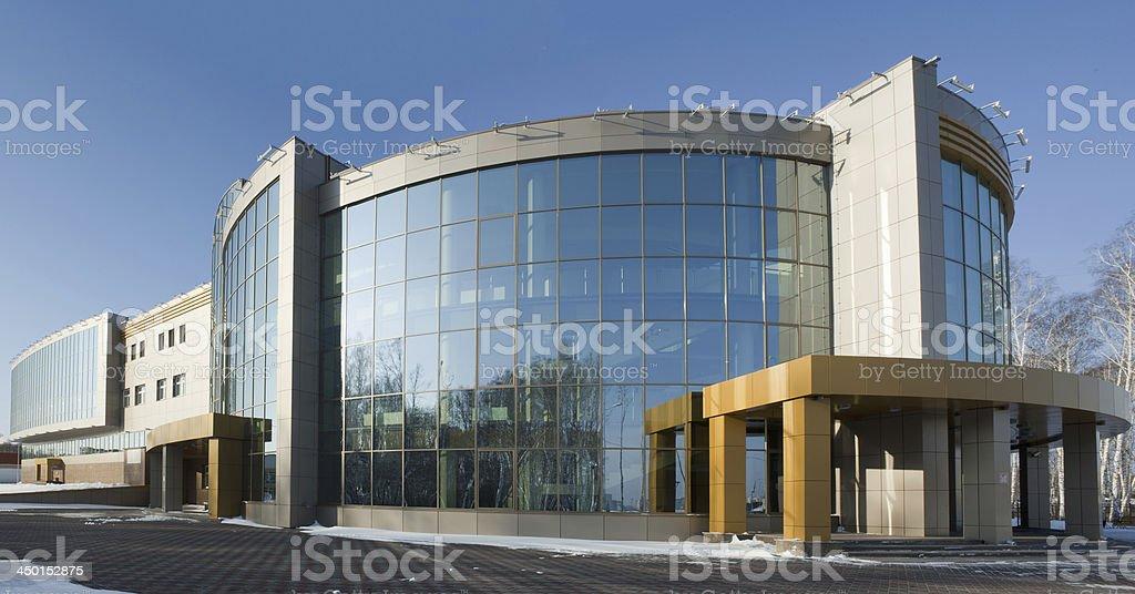 radiological center, Tyumen, Russia stock photo