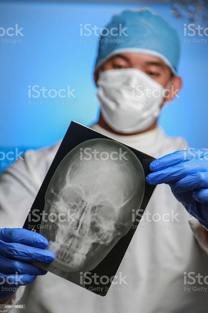 Radiology stock photo