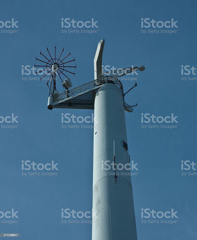 radiotower stock photo