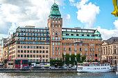 Radisson Blu Hotel, Stockholm, Sweden