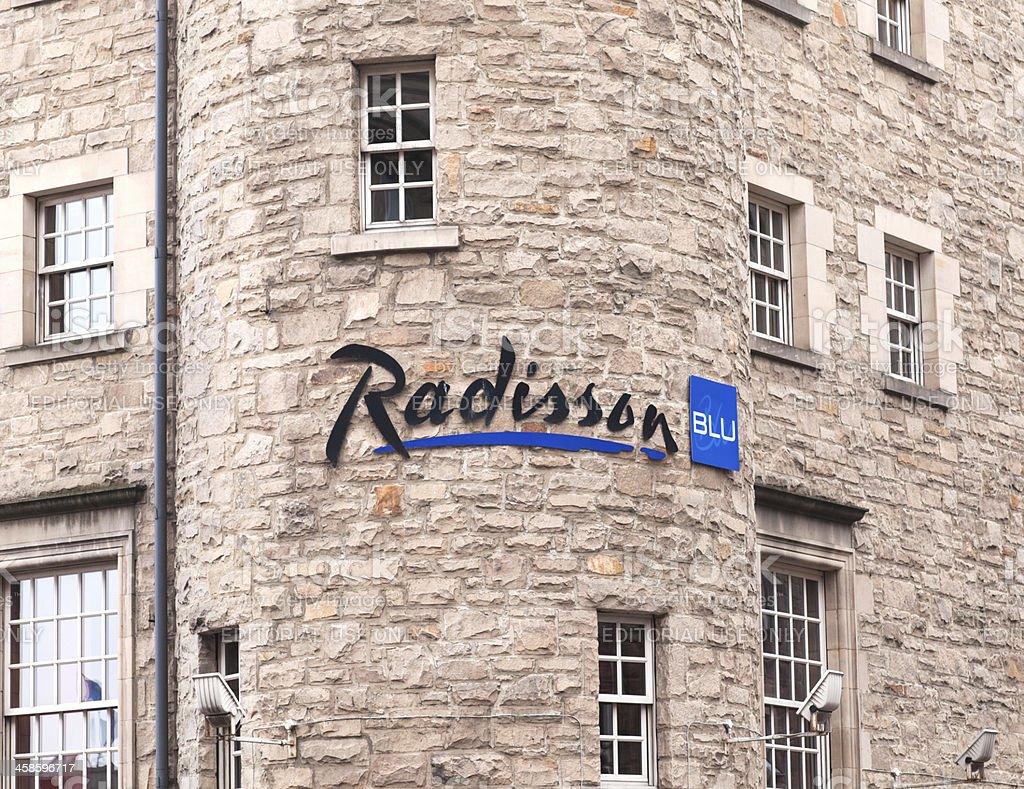 Radisson Blue stock photo