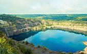 Radon Lake in Migiya Ukraine