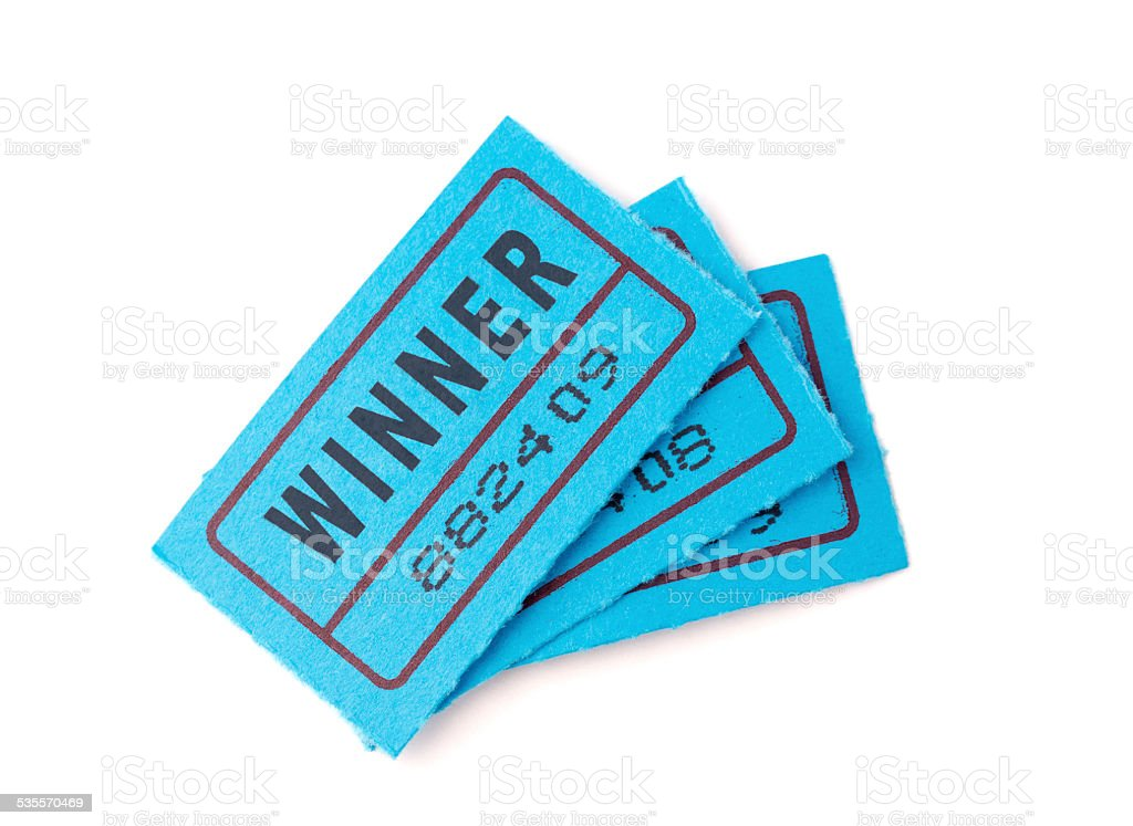 Raffle Ticket Pictures Images And Stock Photos  Istock