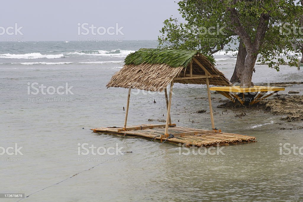 raft stock photo