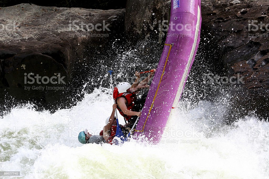 Raft Wheely royalty-free stock photo