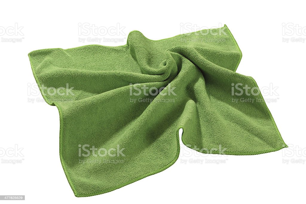 Rag royalty-free stock photo
