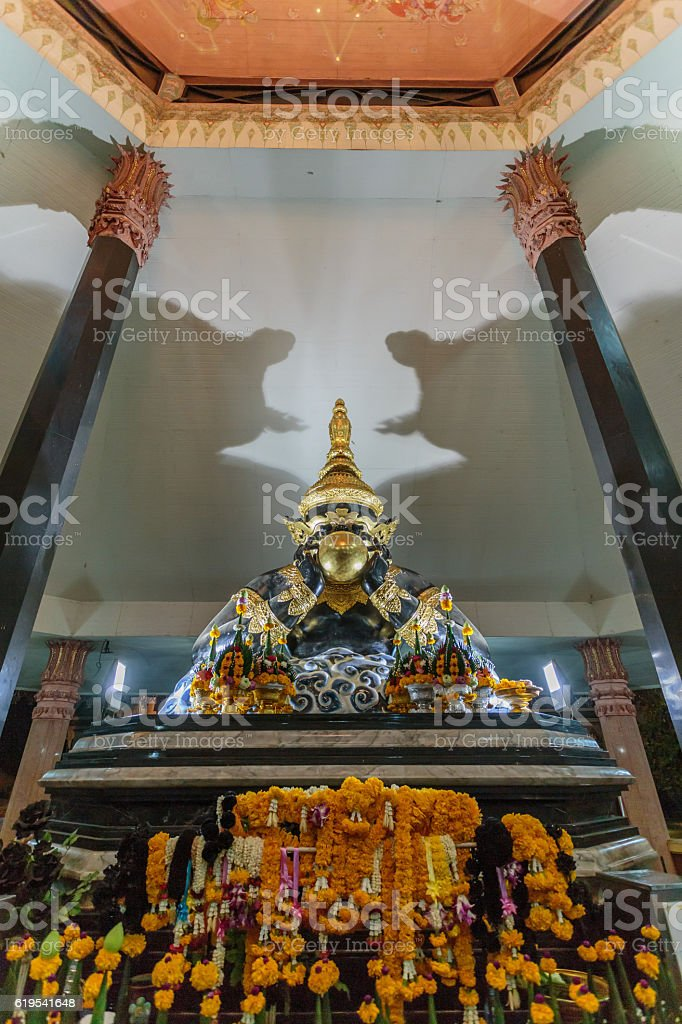 Rahu stock photo