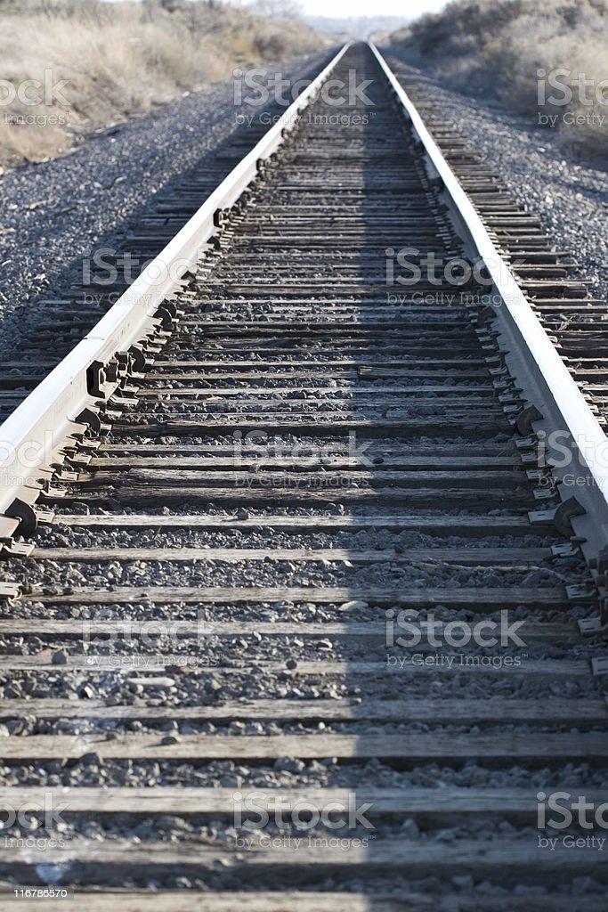 Railroad Track – Foto