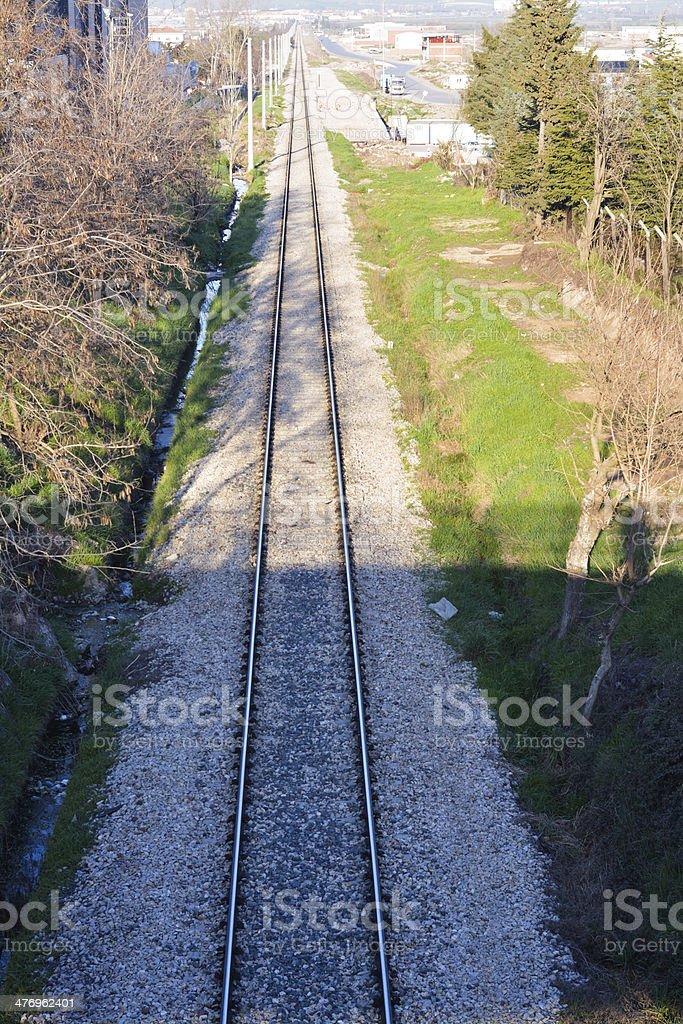 Bahnhof Lizenzfreies stock-foto
